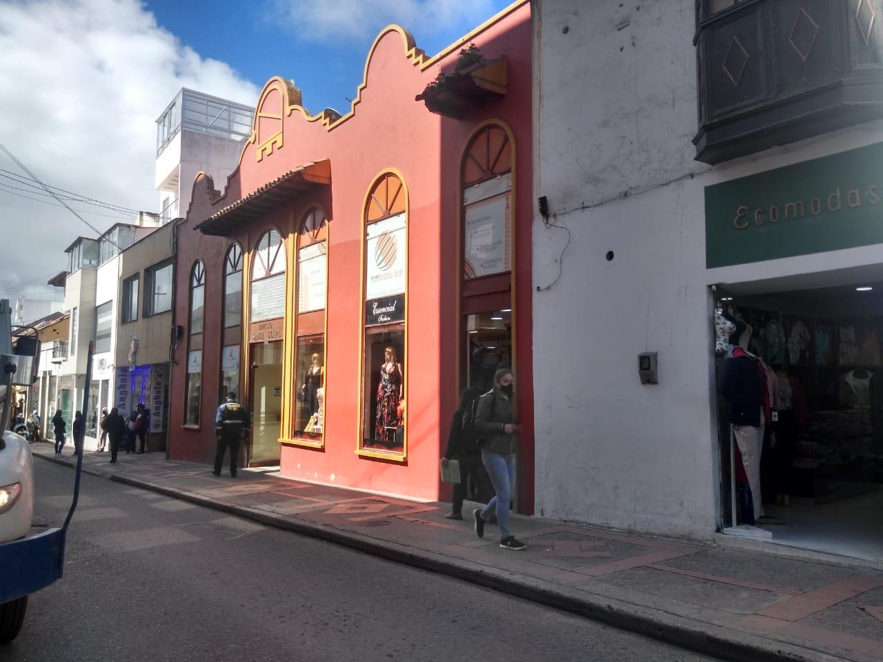 ARRIENDO LOCAL COMERCIAL CENTRO DE TUNJA